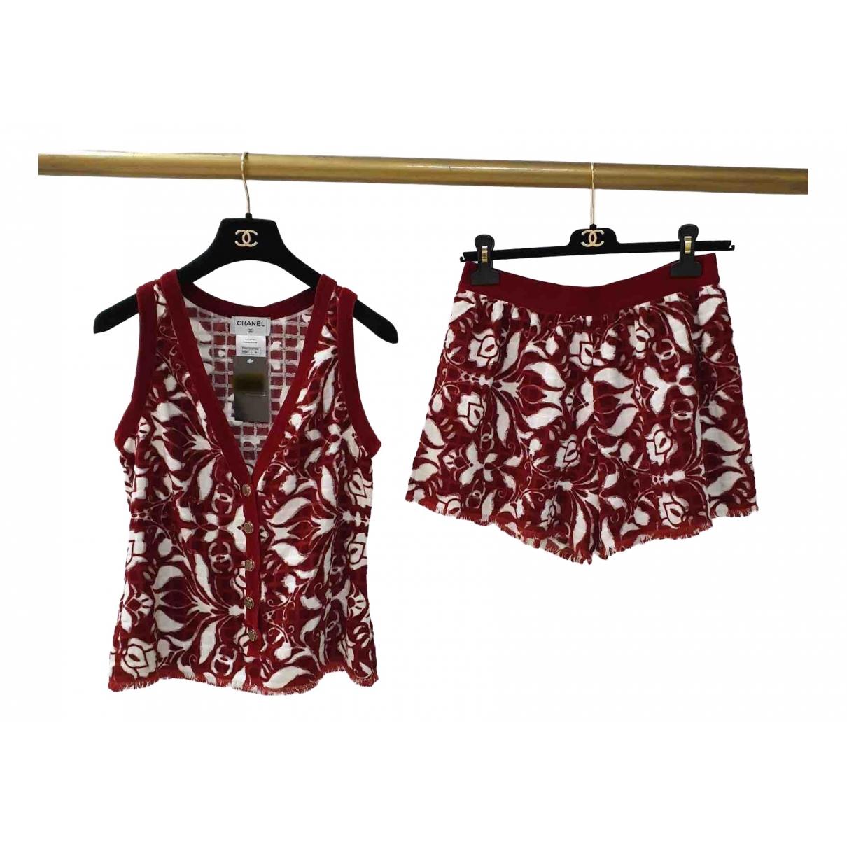 Chanel \N Multicolour Cotton Knitwear for Women 36 FR
