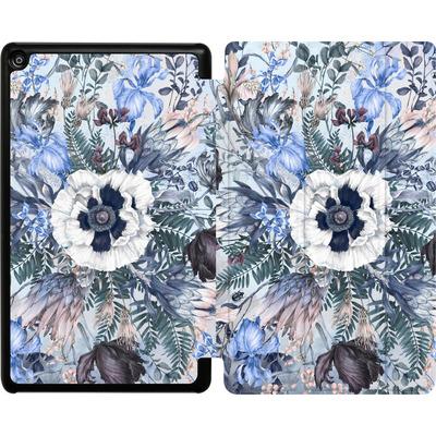 Amazon Fire HD 8 (2017) Tablet Smart Case - Frost von Stephanie Breeze