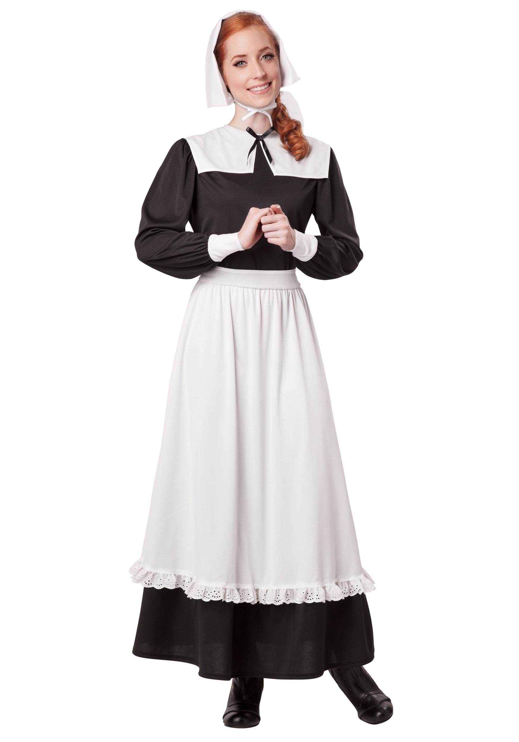 Pilgrim Costume for Women