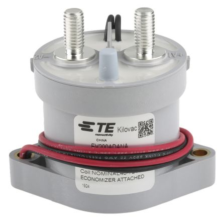 TE Connectivity , 95V dc Coil Automotive Relay, 500A Switching Current Panel Mount Single Pole