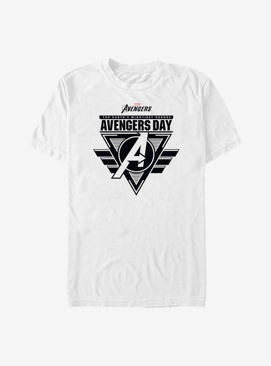 Marvel Avengers Day T-Shirt