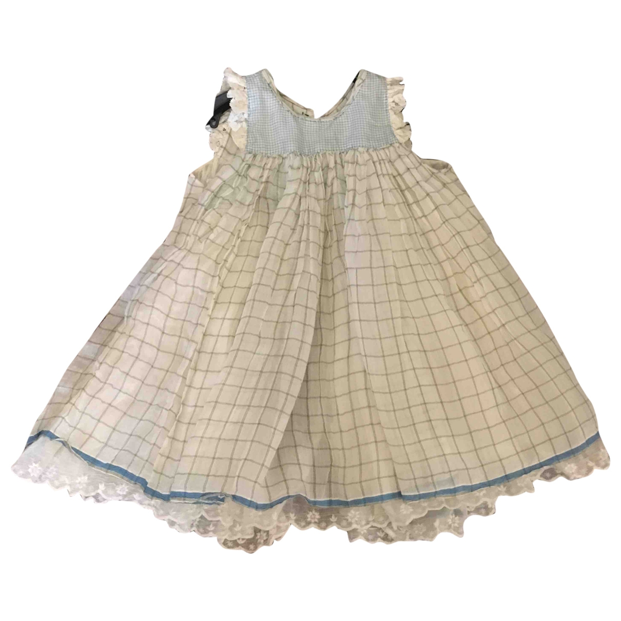 - Robe    pour enfant en coton