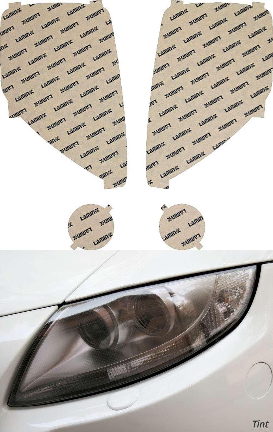 Mitsubishi Eclipse 01-05 Tint Headlight Covers Lamin-X MT002T