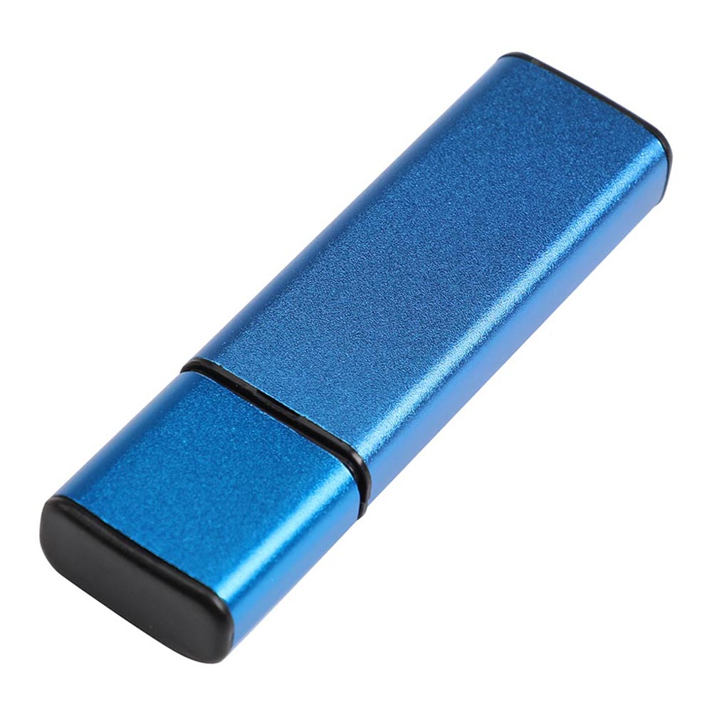CW10211 USB Flash Disk 128GB Capacity USB3.0 Interface Shockproof Antimagnetic And Dustproof Read Speed 80MB/s - Blue