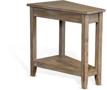 2226GW Chair Side Table  in Grey