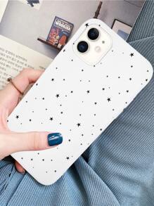 Star Print iPhone Case