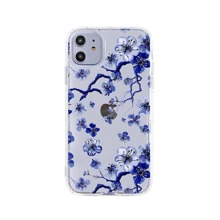 Floral Branch Print iPhone Case