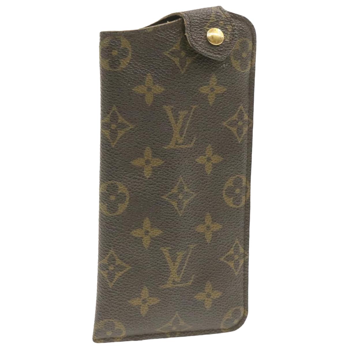 Louis Vuitton - Foulard   pour femme en autre - marron