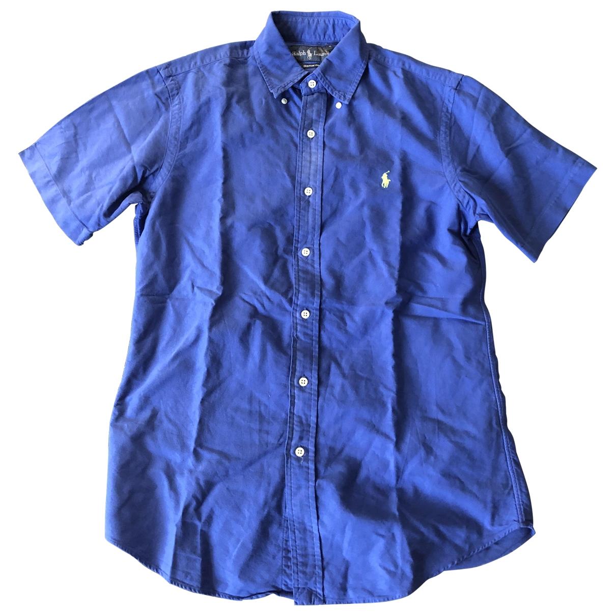 Polo Ralph Lauren \N Hemden in  Lila Baumwolle
