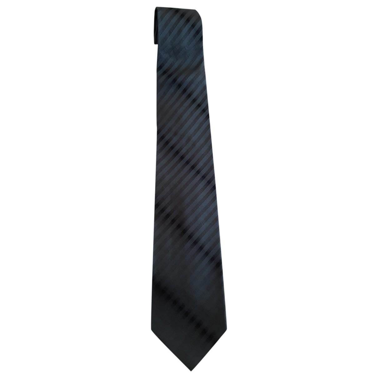 Gucci - Cravates   pour homme en soie - anthracite