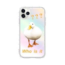 1pc Cute Duck iPhone Case