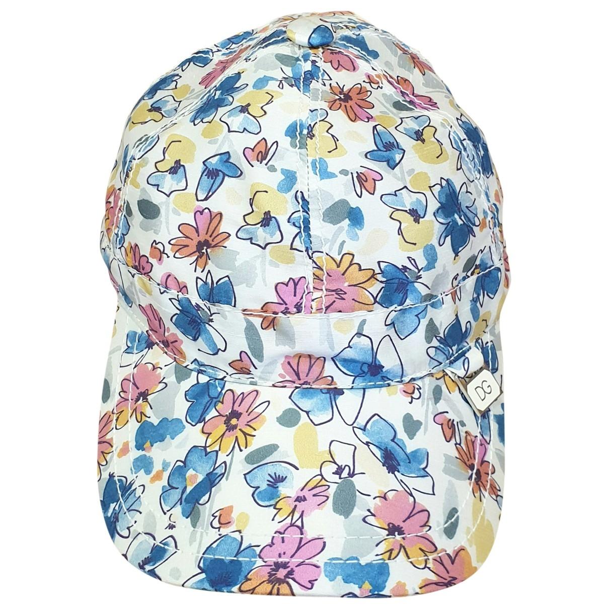 Dolce & Gabbana - Chapeau   pour femme en toile - multicolore