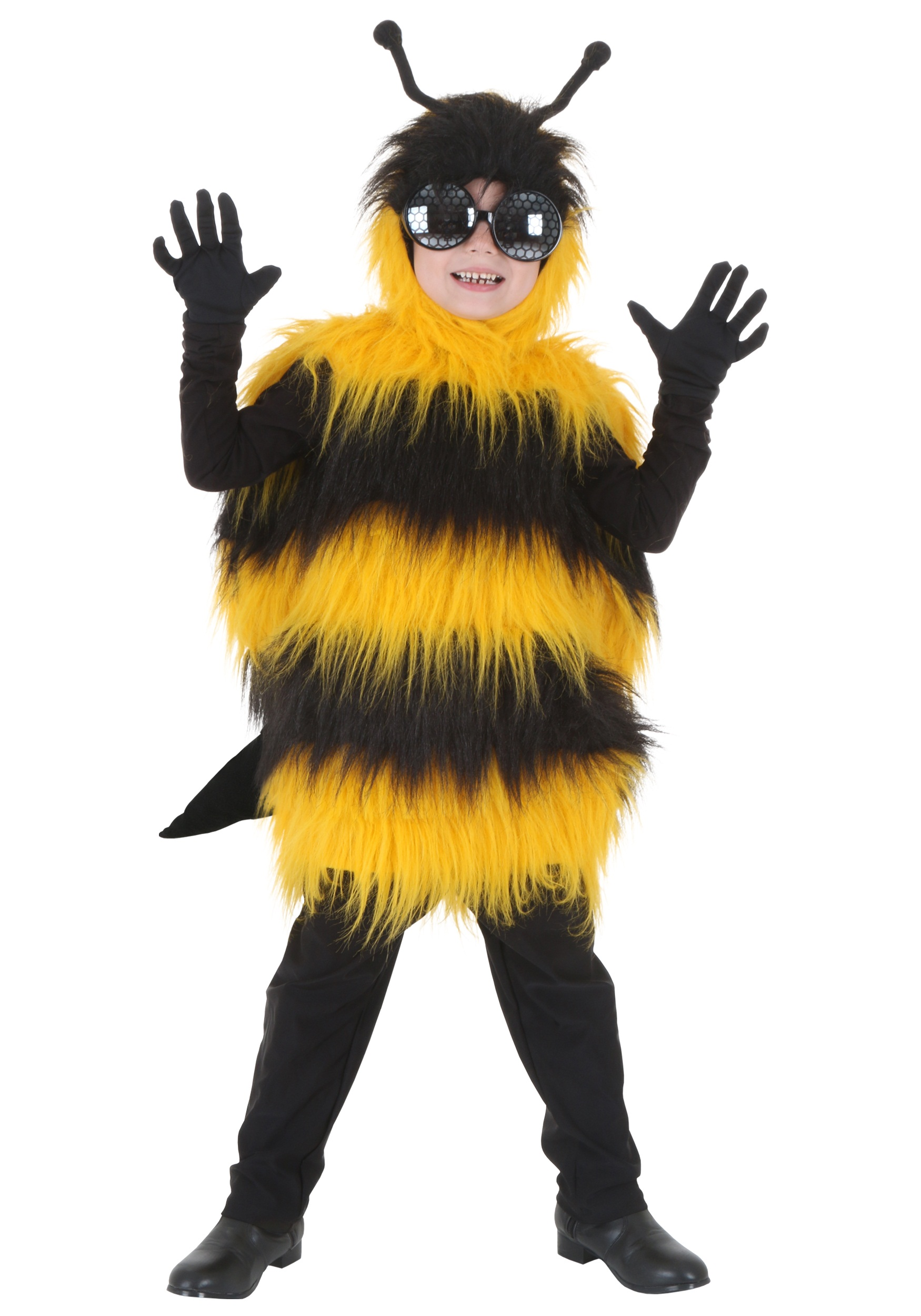 Deluxe  Bumblebee Costume For Child