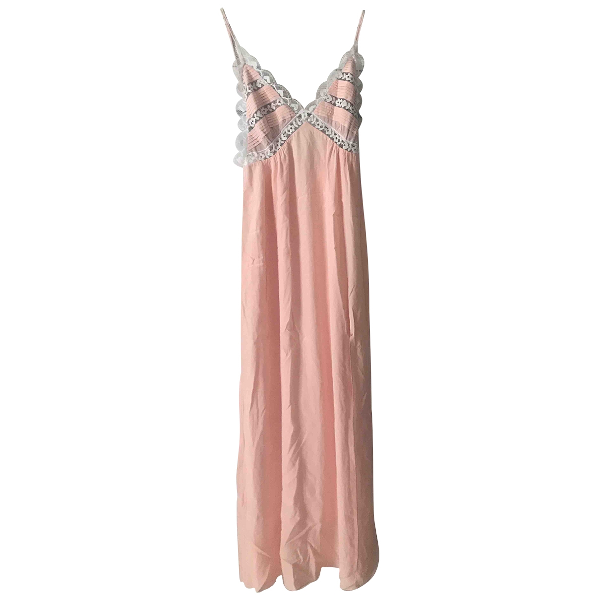 For Love & Lemons \N Pink dress for Women M International