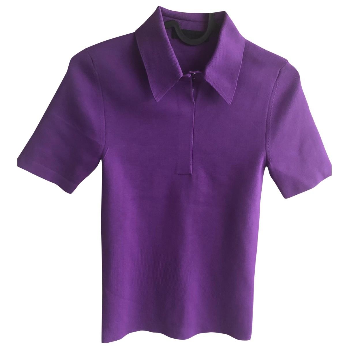 Alexander Wang \N Purple  top for Women S International