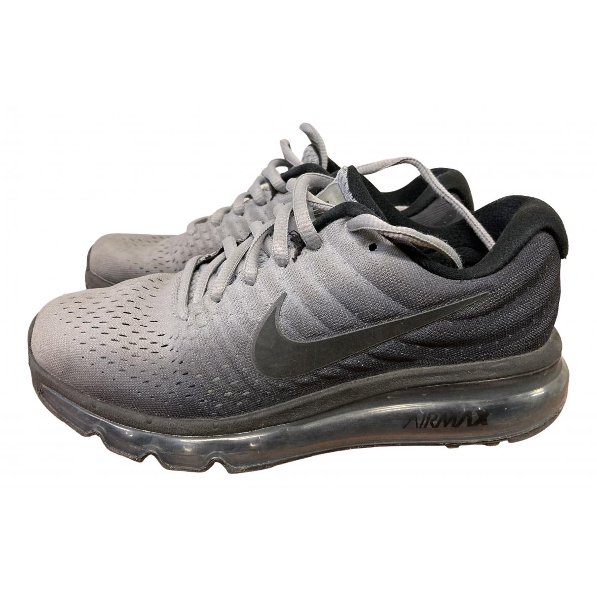 Nike Air Max  Grey Trainers for Women 36.5 EU