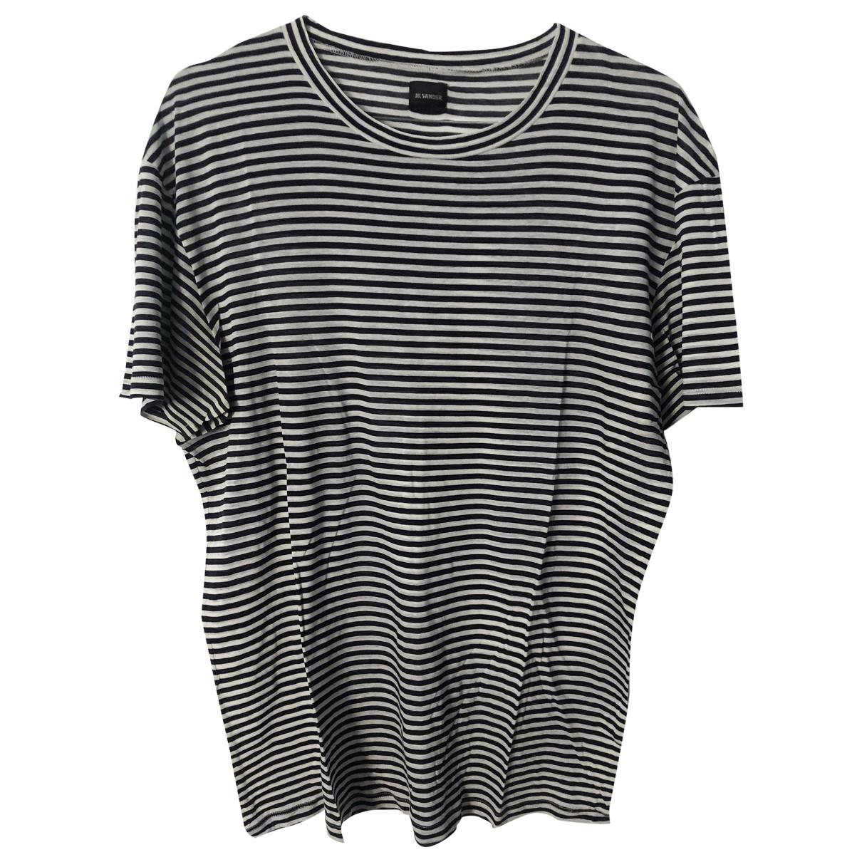Jil Sander \N T-Shirts in  Schwarz Baumwolle