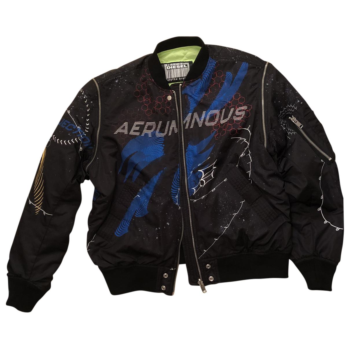 Diesel N Black jacket  for Men XL International