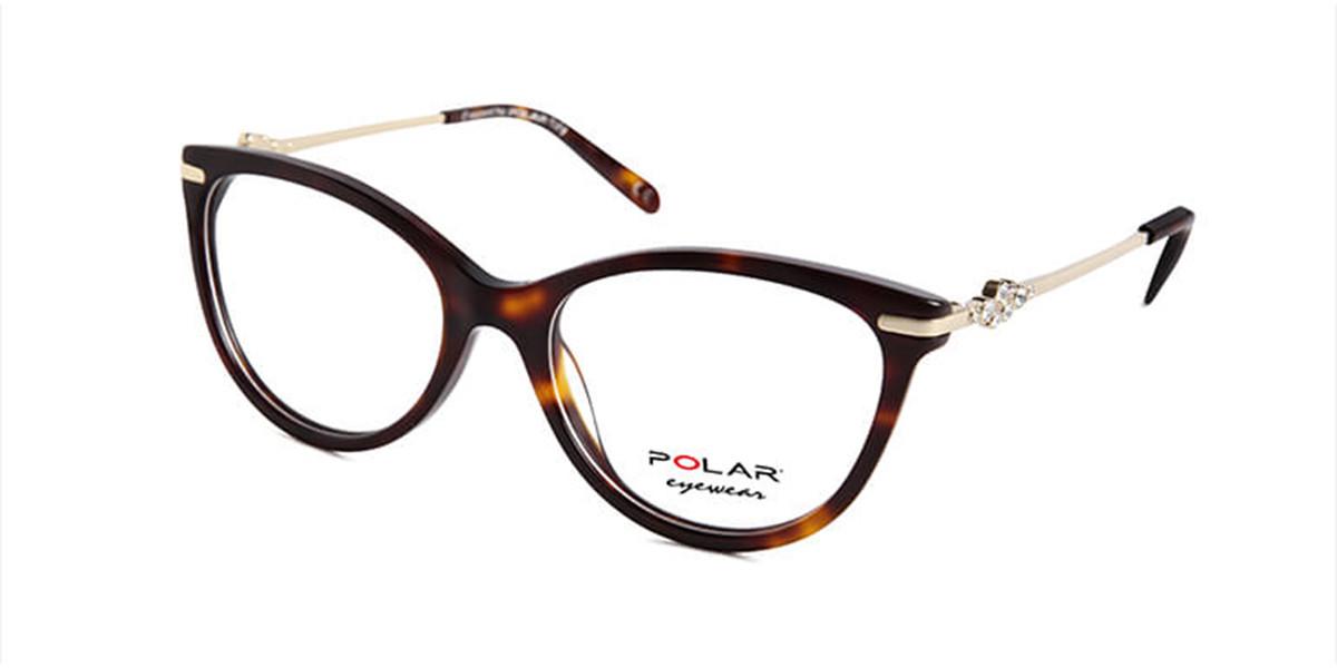 Polar PL Crystal 2 428 Men's Glasses Tortoise Size 53 - Free Lenses - HSA/FSA Insurance - Blue Light Block Available