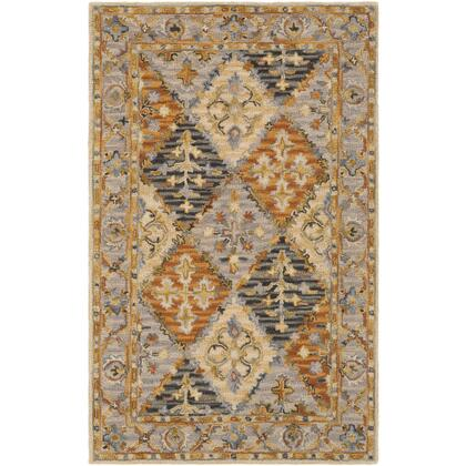 Artemis AES-2309 6' x 9' Rectangle Traditional Rug in