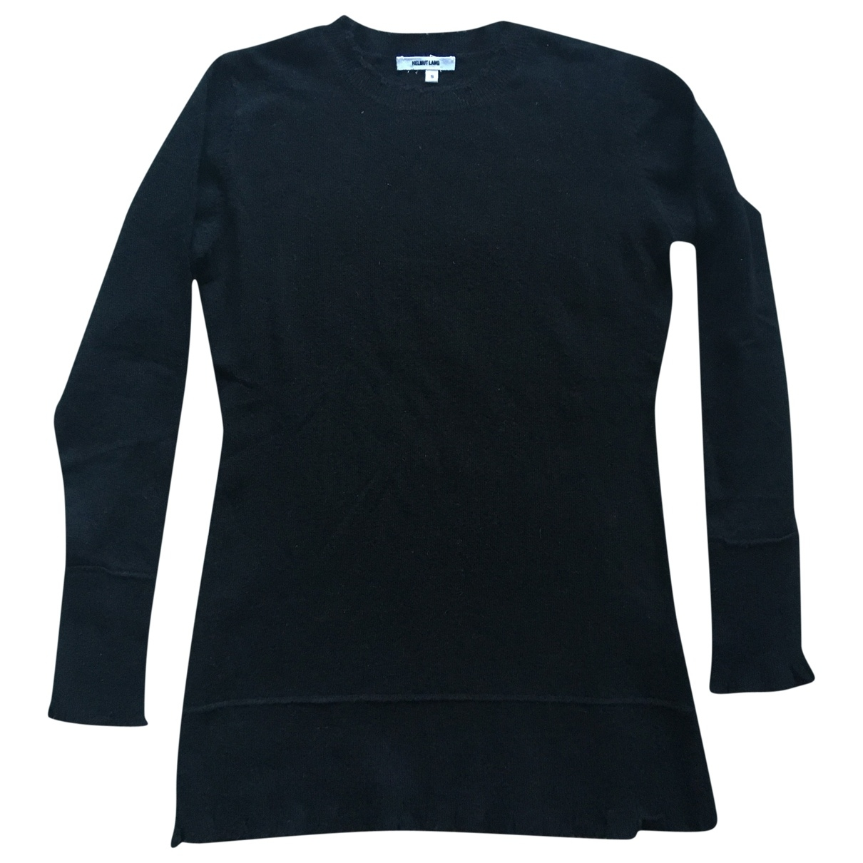 Helmut Lang \N Black Cashmere Knitwear for Women S International