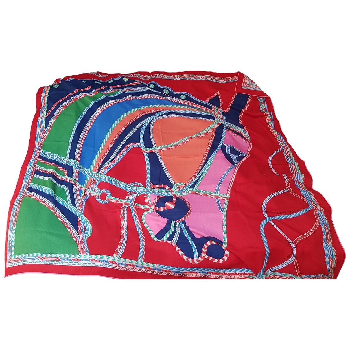 Pañuelo Chale de Cachemira Hermes