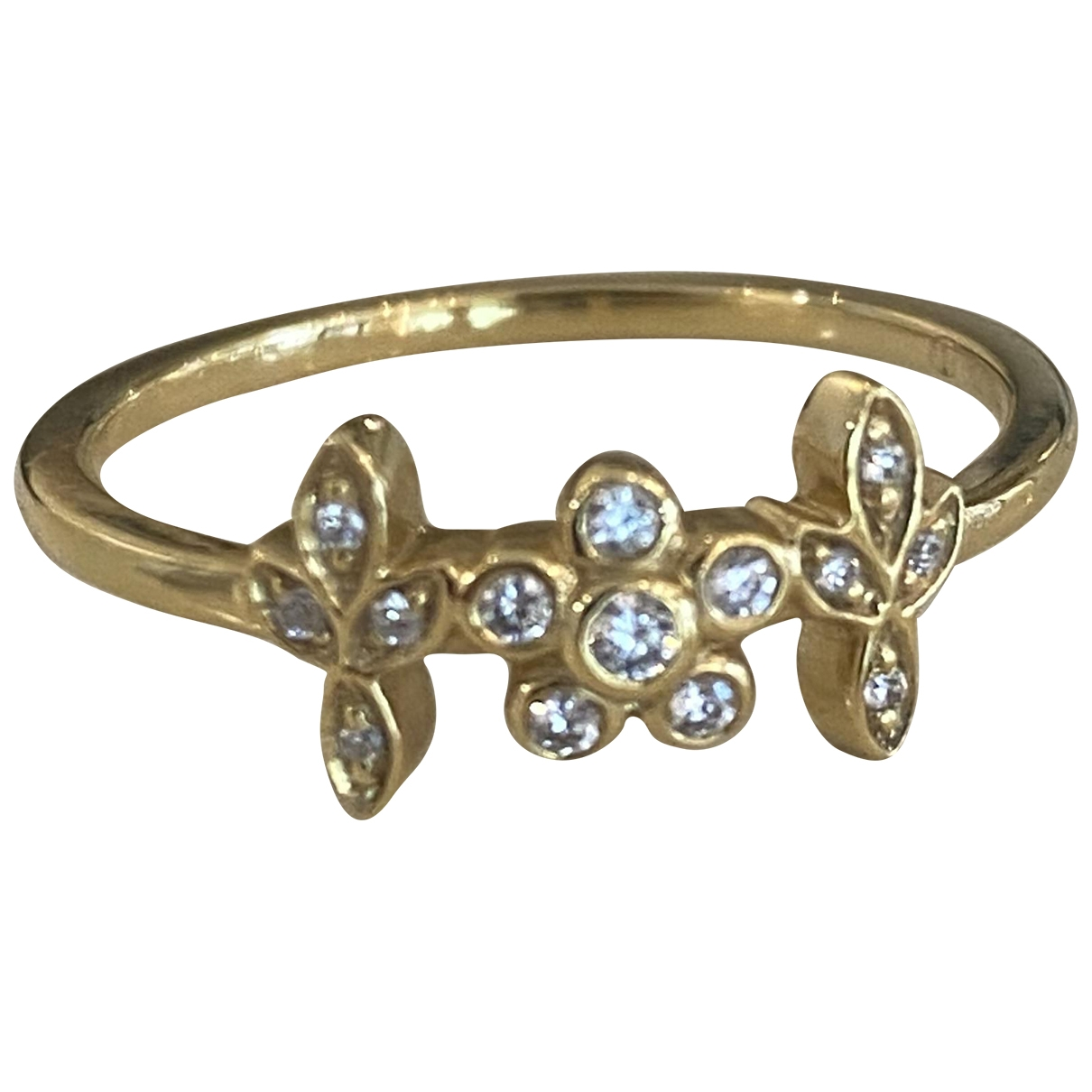 Yvonne Leon \N Ring in  Gold Gelbgold