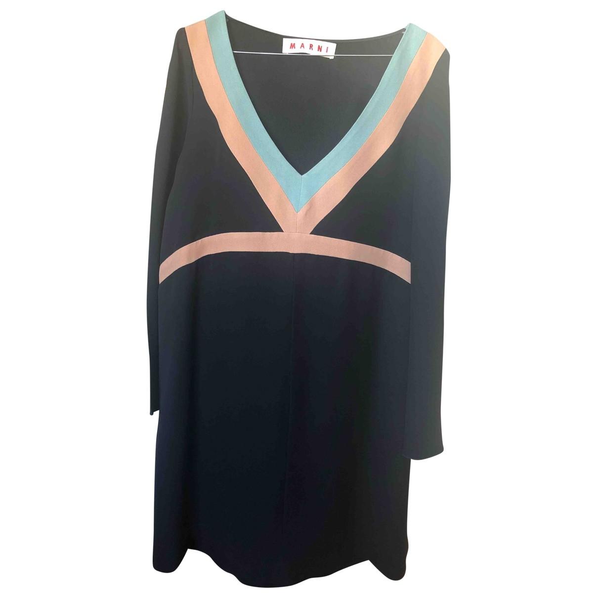 Marni \N Black dress for Women 44 FR
