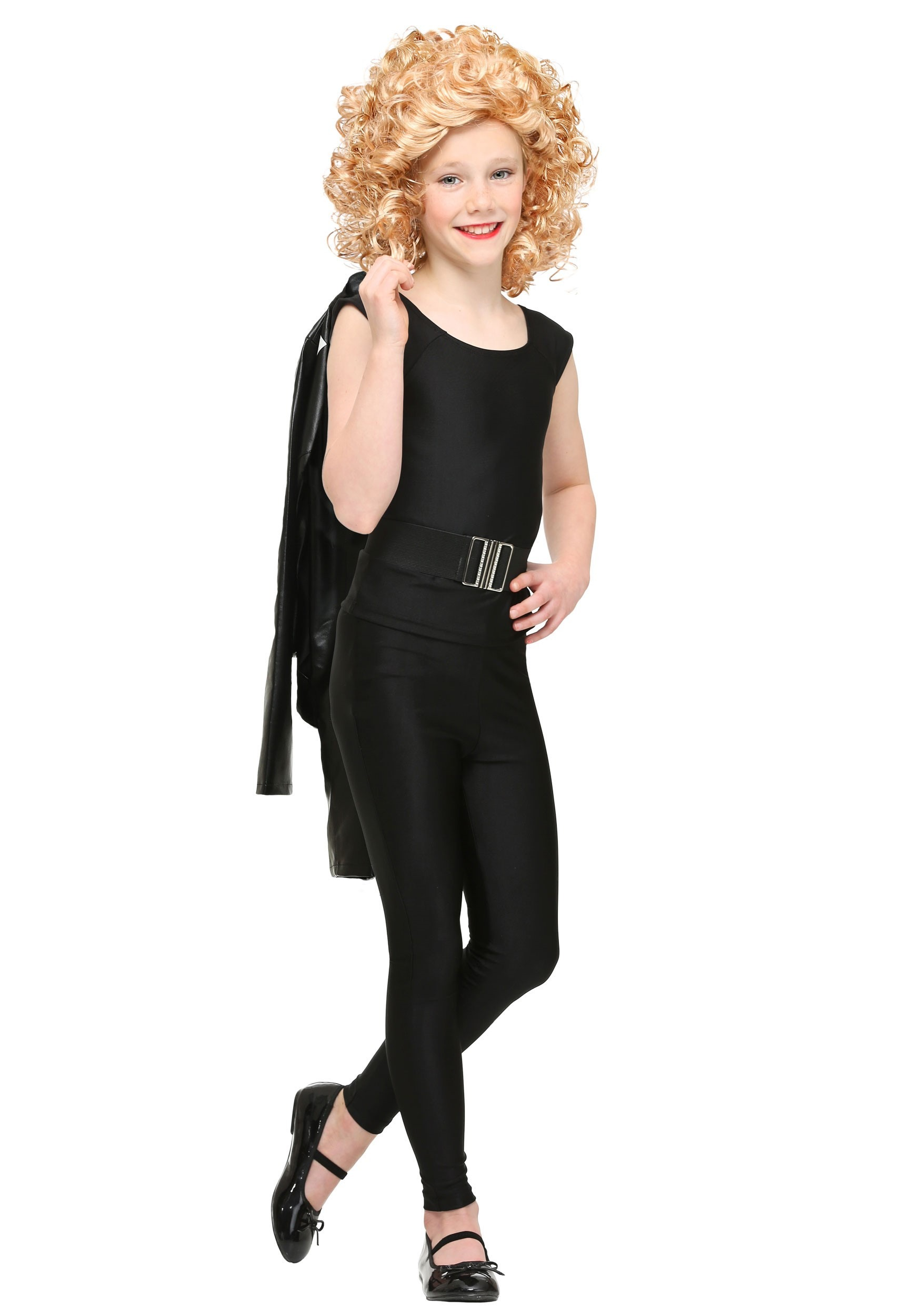 Grease Sandy Costume for Girls