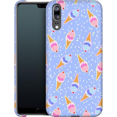 Huawei P20 Smartphone Huelle - Candy Summer von Mukta Lata Barua