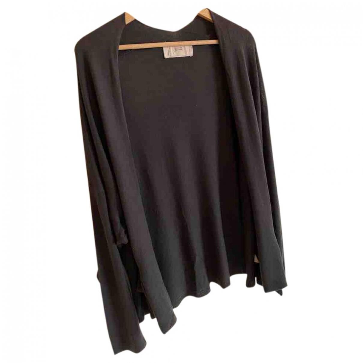 Gianluca Capannolo - Pull   pour femme en laine - marron
