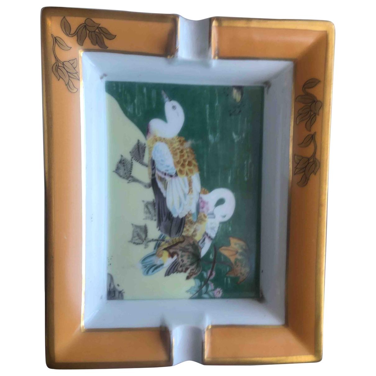 Hermes - Objets & Deco   pour lifestyle en porcelaine - jaune