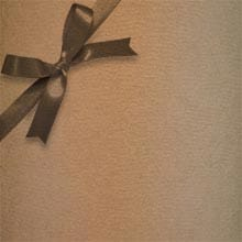 Metal #f2071 Natural Crepe - Gift Wrap - 30 X 417' - - Gift Wrapping Paper by Paper Mart