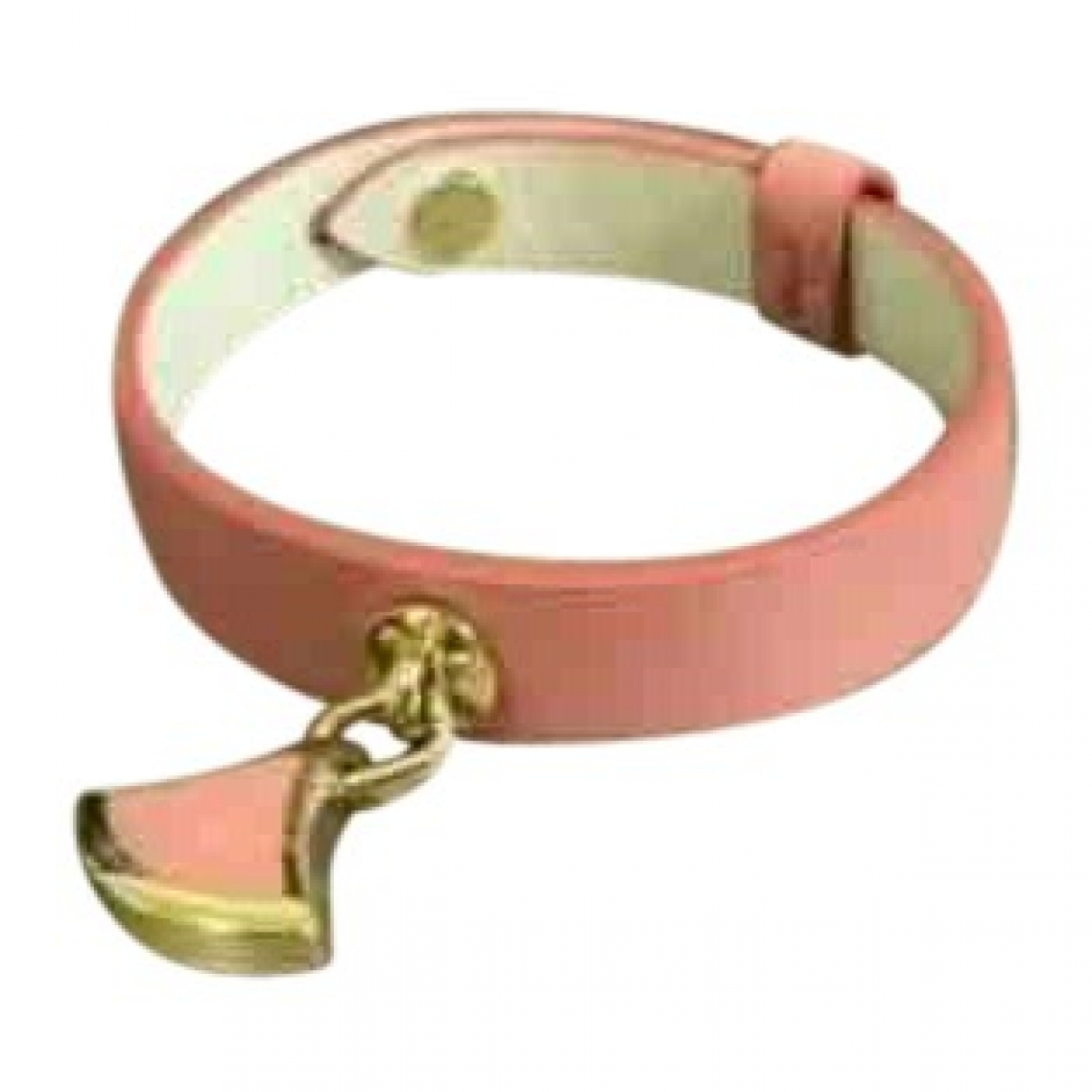 Bvlgari Divas Dream Armband in  Rosa Leder