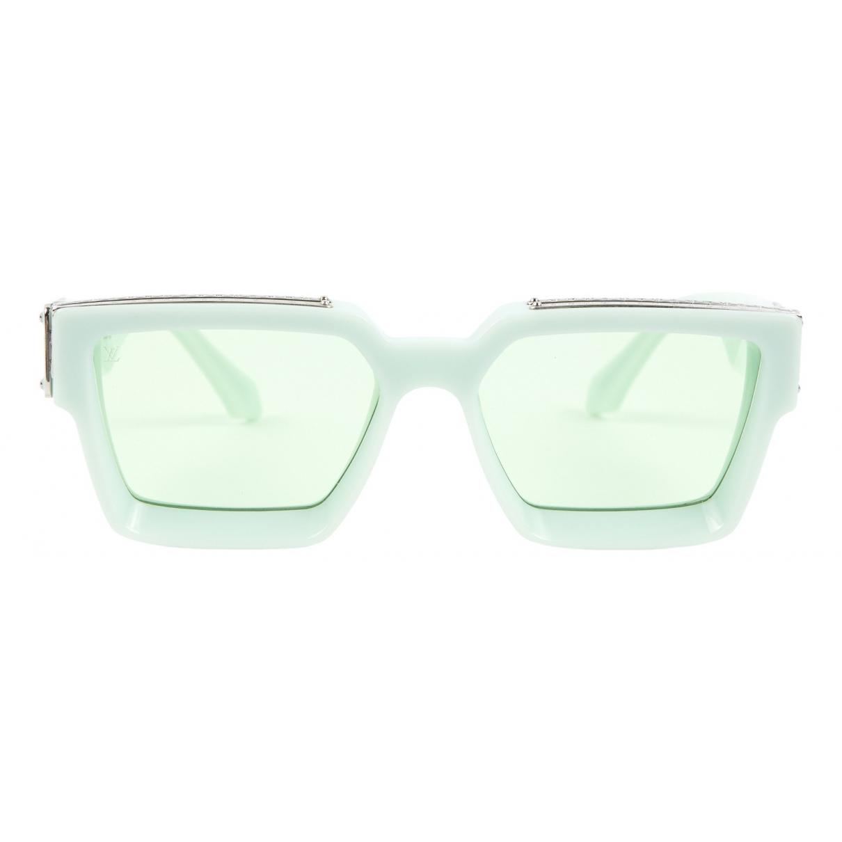Louis Vuitton - Lunettes   pour femme - vert