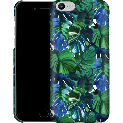 Apple iPhone 6s Plus Smartphone Huelle - Welcome to the Jungle Palm Deep von Amy Sia