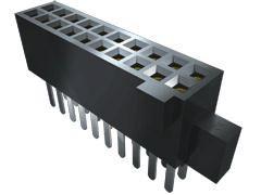 Samtec , SFM 1.27mm Pitch 10 Way 2 Row Vertical PCB Socket, Surface Mount, Solder Termination (675)
