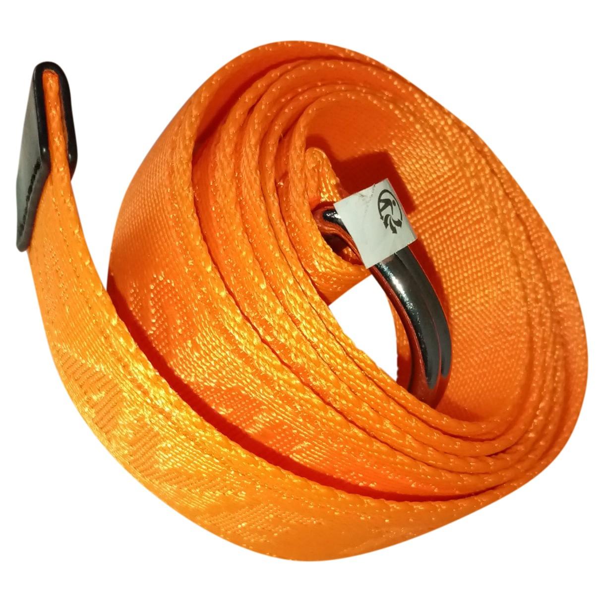 Jennifer Fisher \N Guertel in  Orange Polyester