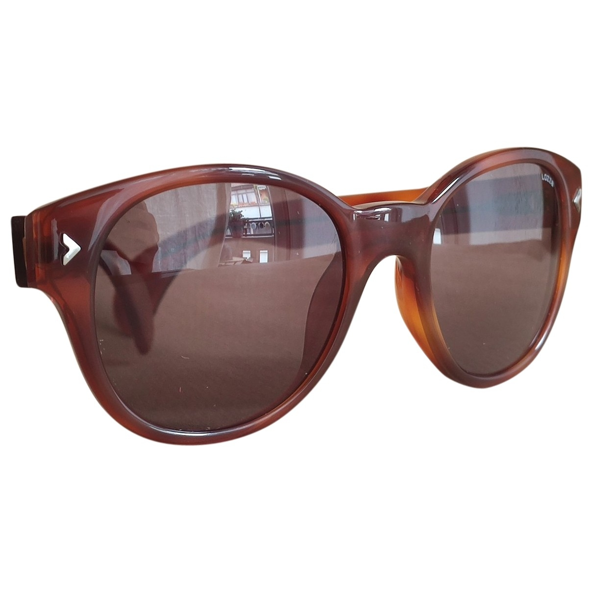Lozza \N Brown Sunglasses for Women \N