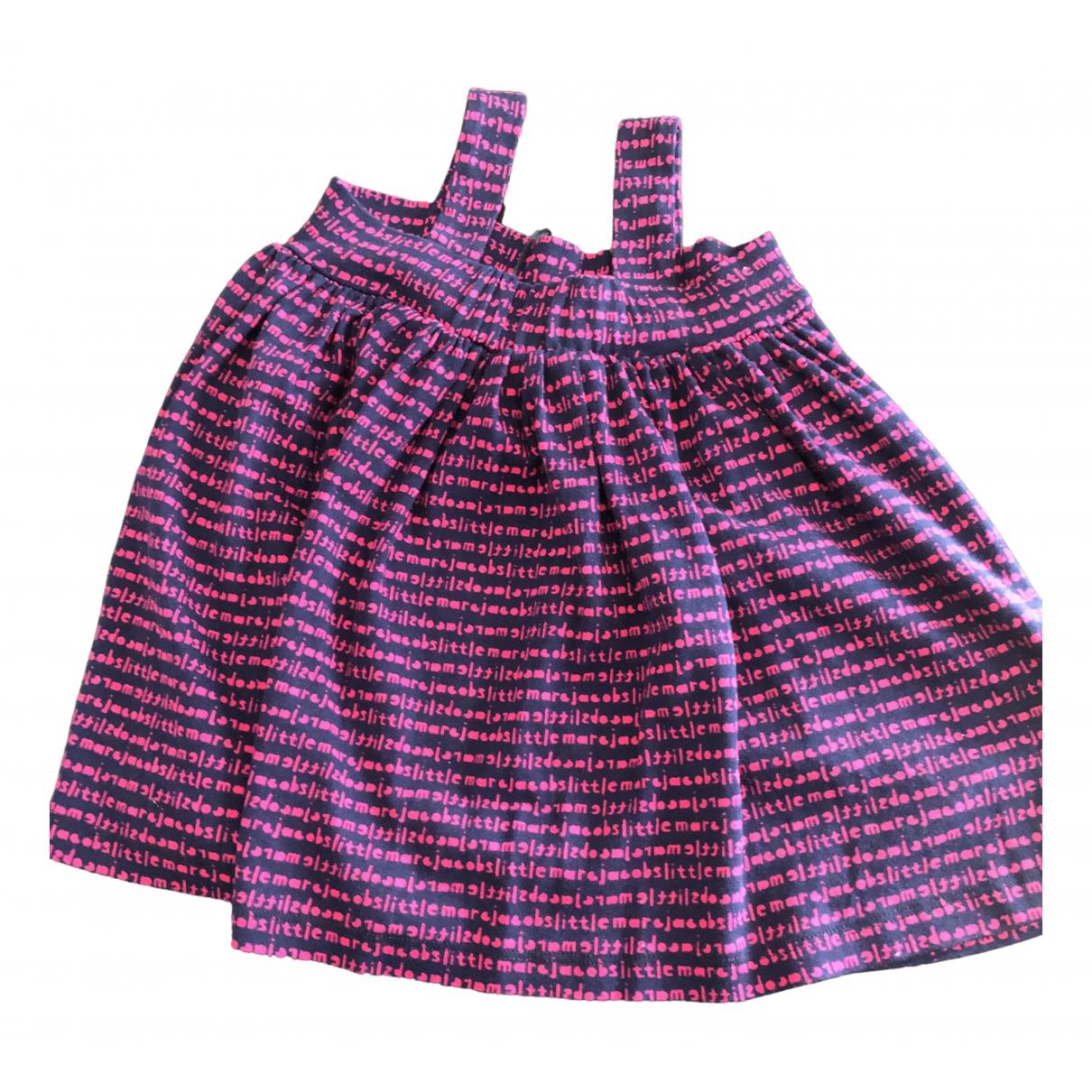 Little Marc Jacobs - Robe    pour enfant en coton - bleu
