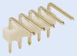 Molex , KK 254, 4094, 15 Way, 1 Row, Right Angle PCB Header (10)