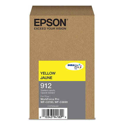 Epson T912420 cartouche d'encre originale jaune