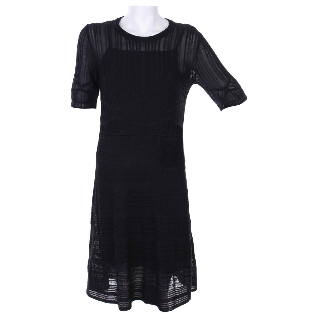 M Missoni \N Black Cotton dress for Women 44 FR