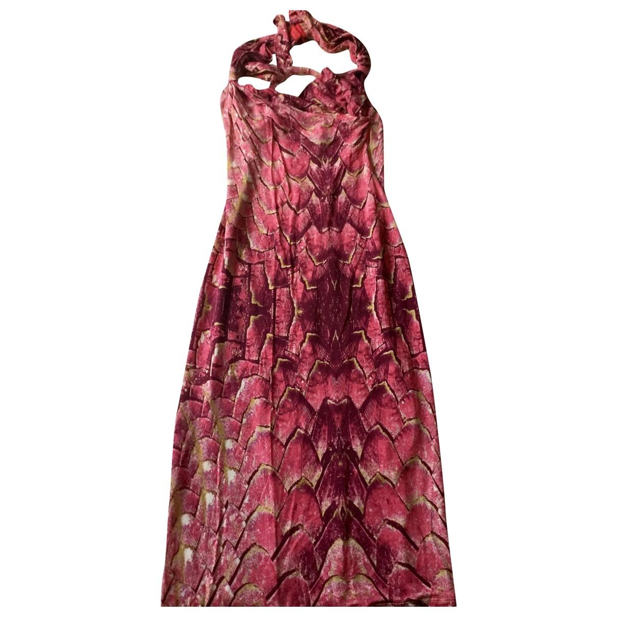 Just Cavalli \N Pink dress for Women 42 IT