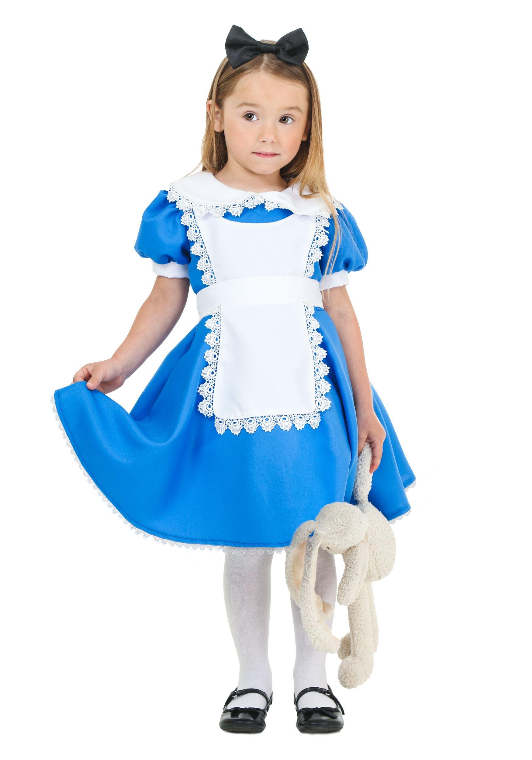 Supreme Alice Girls Costume