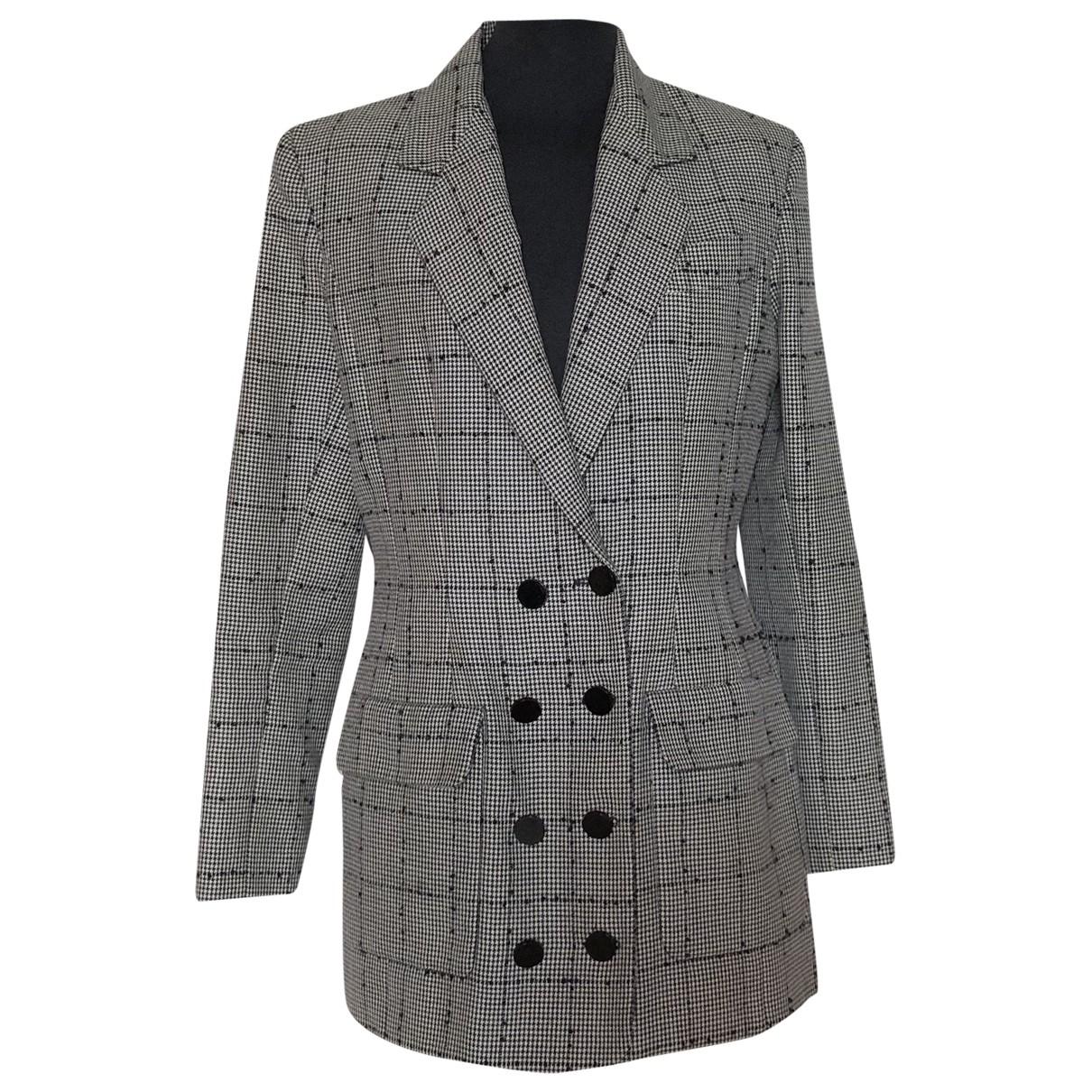 Jean-louis Scherrer - Veste   pour femme en laine - multicolore