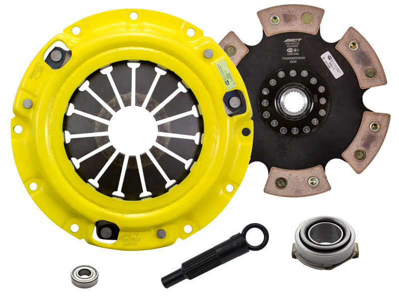 ACT Z61-XTR6 XT/Race Rigid 6 Pad Clutch Kit Kia Sportage 95-02