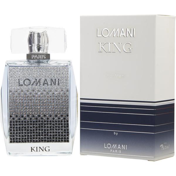 Lomani - King : Eau de Toilette Spray 3.4 Oz / 100 ml