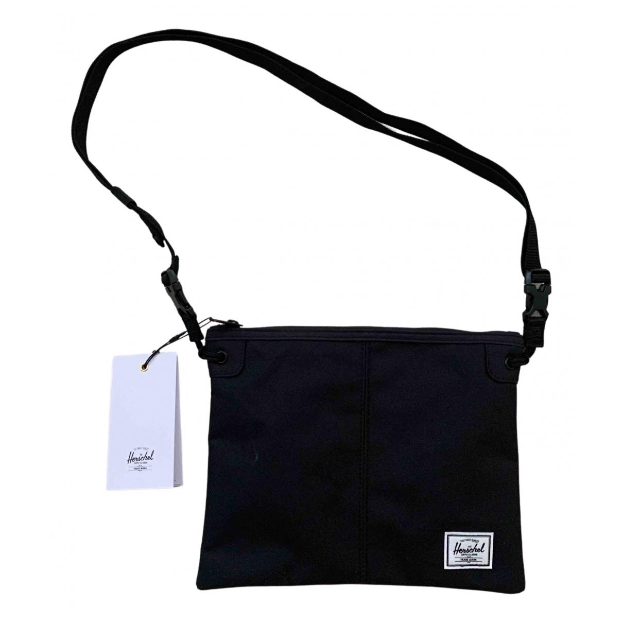 Herschel \N Black bag for Men \N