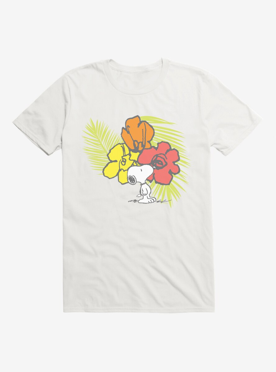 Peanuts Tropical Snoopy T-Shirt